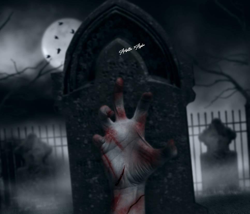 Zombie's Hand