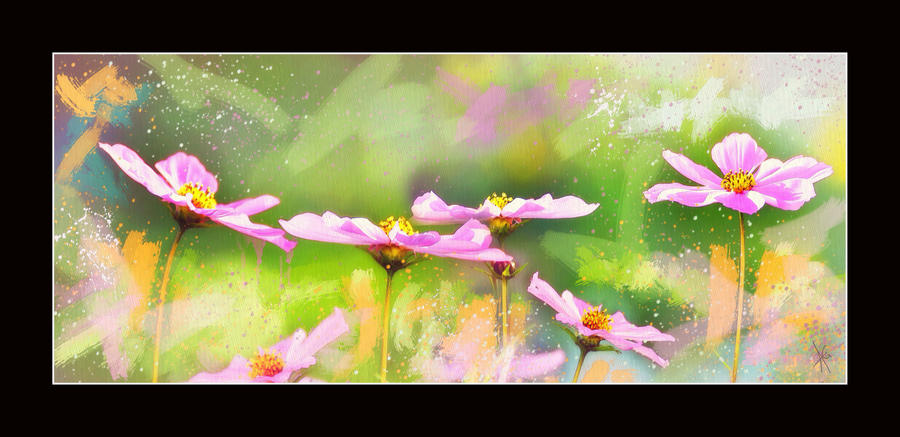 Unas Flores Bonitas by brush4u on DeviantArt