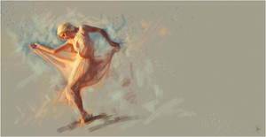 Dance Pose Study