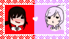 [Stamp] LOR x Galatea is OTP [Request] by Cutie-P