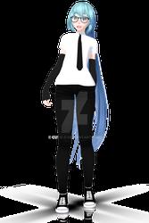 [MMD] Hayato V3