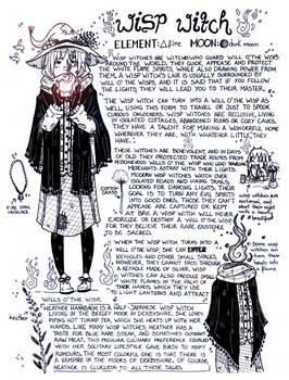 Wisp Witch
