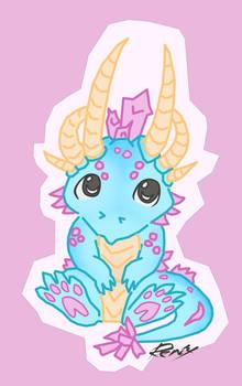 Gaslia the crystal dragon