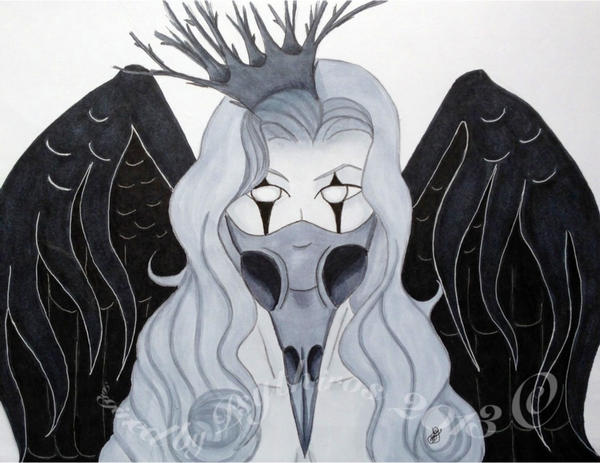 Queen of Ravens-Edited