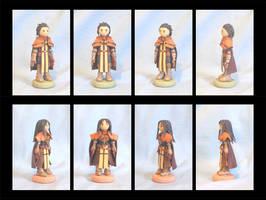 Ragnarok Online - Crusaders by eveyw