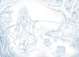 Water Lantern - Irda