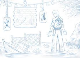 Water Lantern - Larian