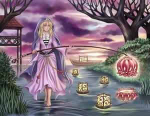 Water Lanterns - Gudiance