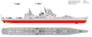 Tone-class Aviation Heavy Cruiser