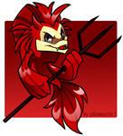 Devilish Koi