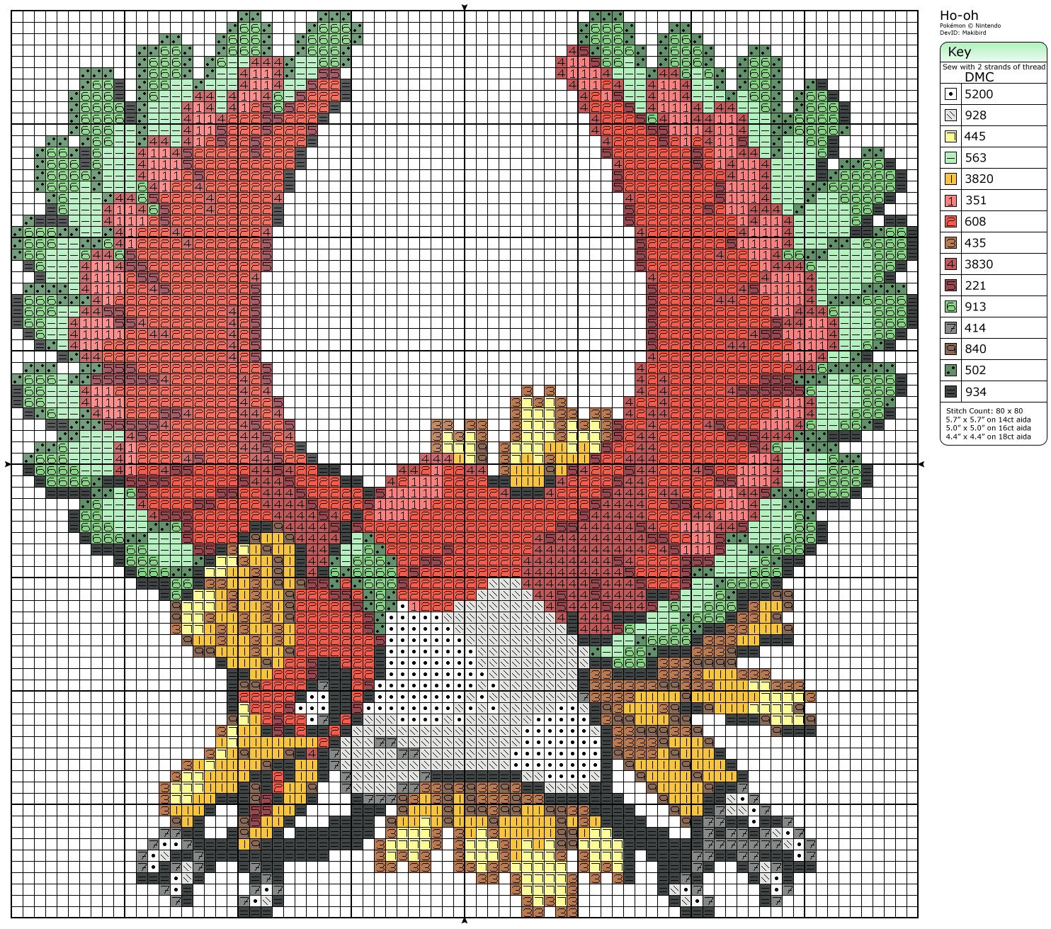 Pixel Art Templates Hard Pokemon Minecraft Pixel Art Templates