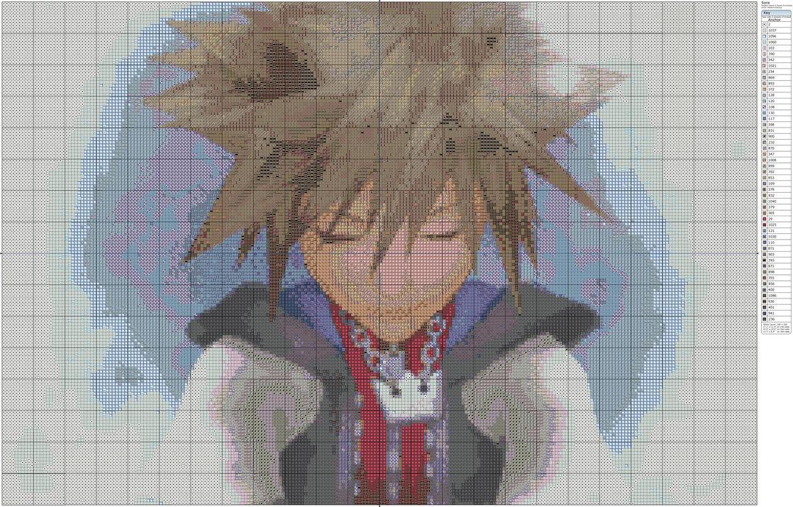 Sora by Makibird-Stitching