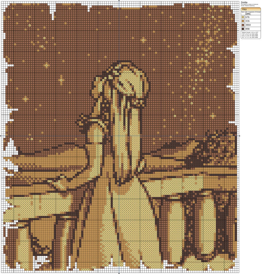 Zelda by Makibird-Stitching