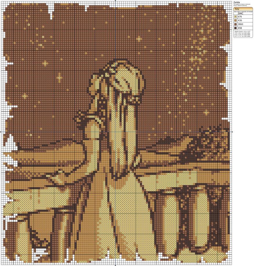 Zelda by Makibird-Stitching