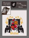 {DotW} Khalua's Coat of Arms