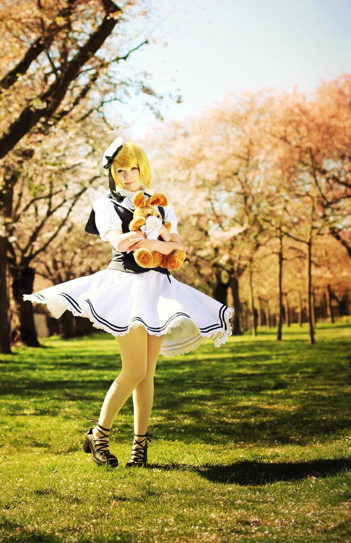 Vocaloidic Spring [Vocaloid] by ChikaraSan