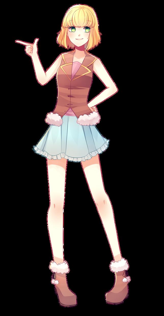 Kazene Kazuyo by mimikkun