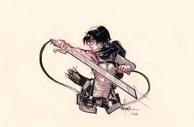 Mikasa-Ackerman--
