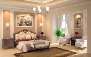 Master Bedroom by gretan
