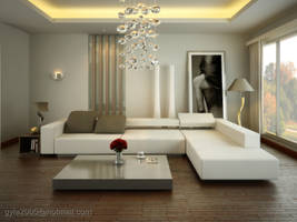 Living Room by gretan