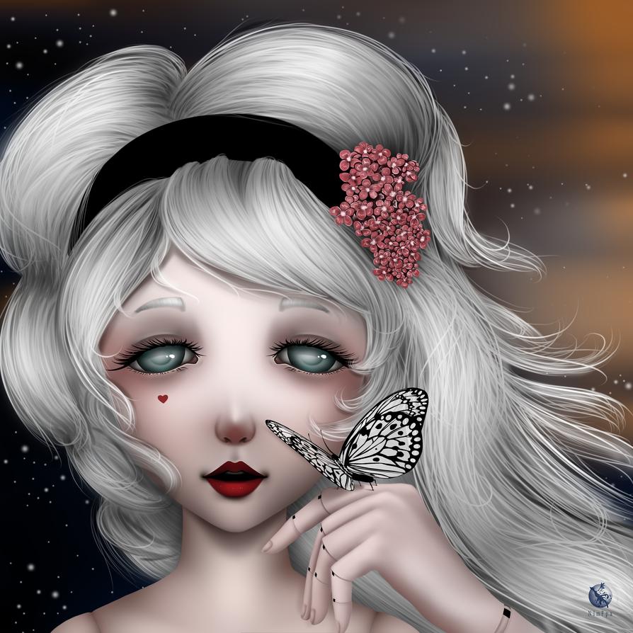 Butterfly by NImFpa