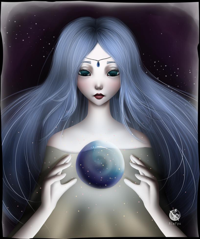Crystal ball by NImFpa