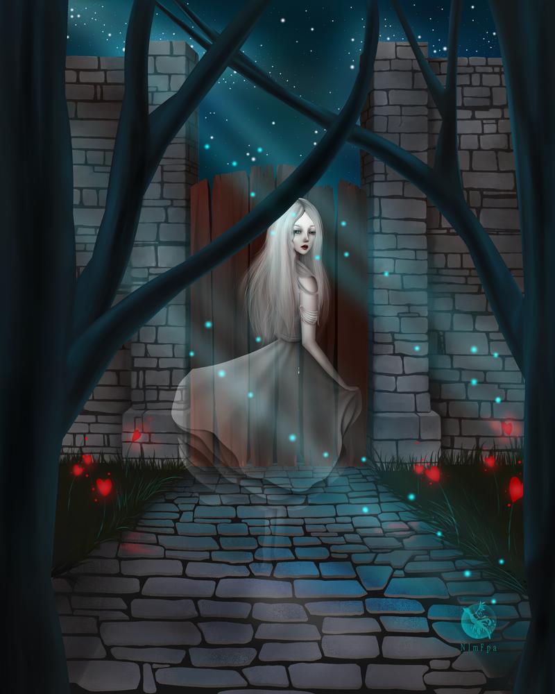Ghost by NImFpa