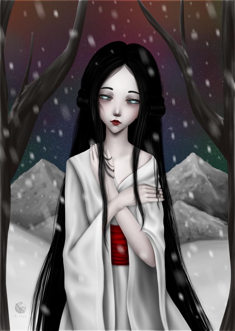 Yuki-onna by NImFpa