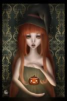 Halloween (rework) by NImFpa