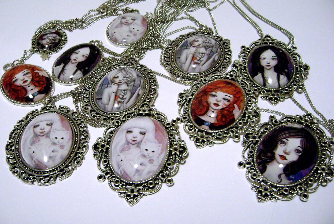 Jewellery by NImFpa