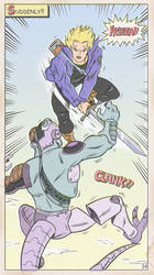 TRUNKS by paintmarvels