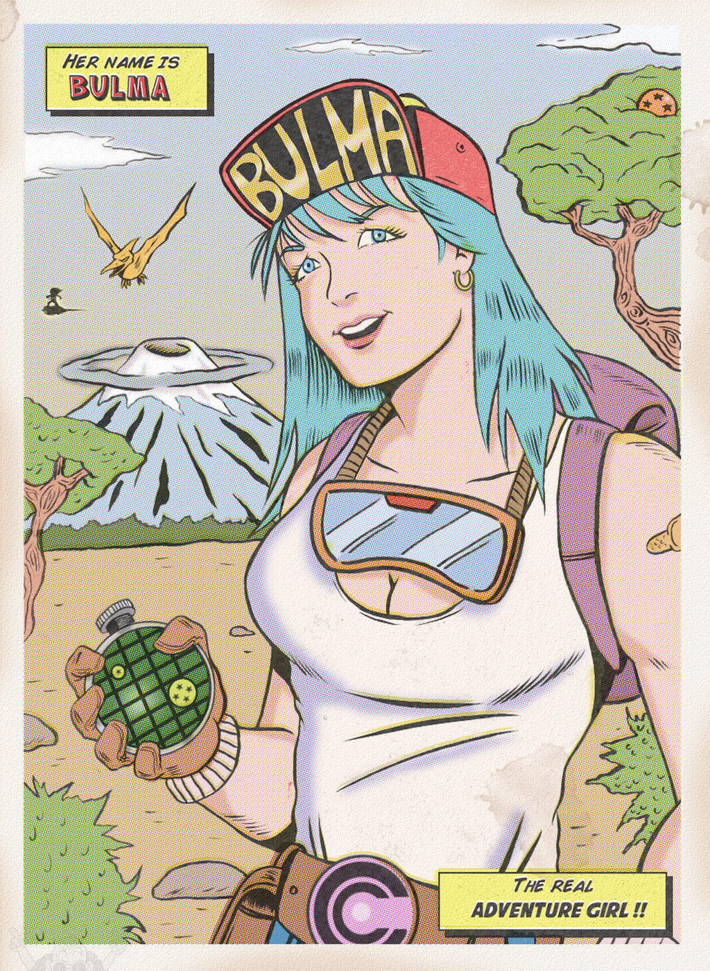 BULMA by paintmarvels