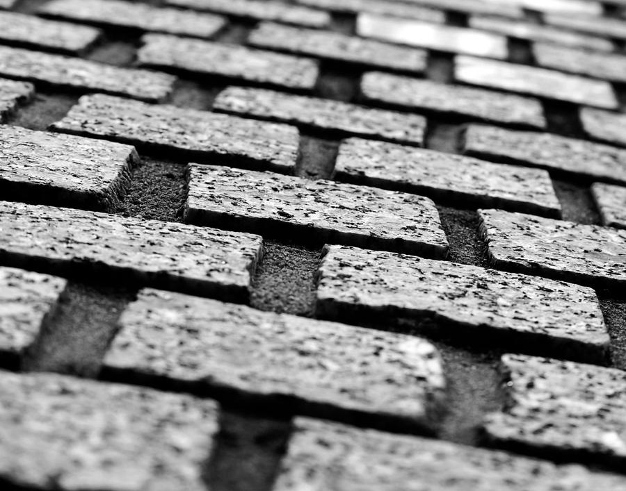 bricked up