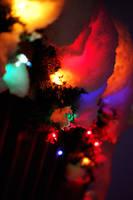 colorful christmas by xthumbtakx