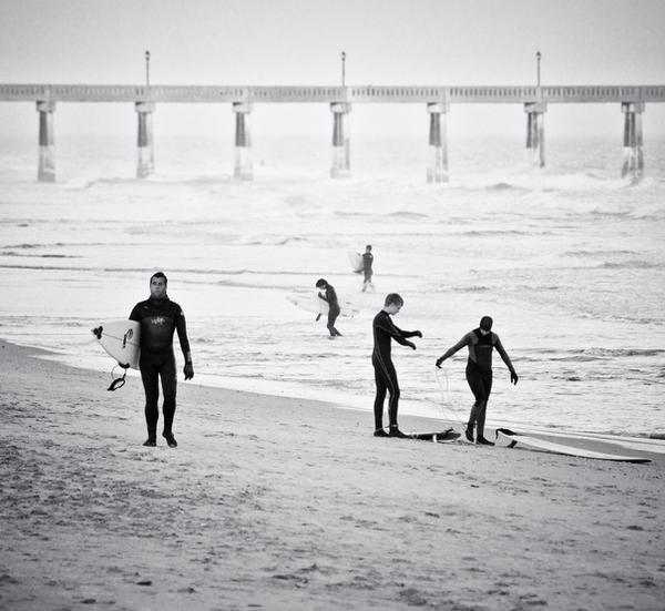 on beach time by xthumbtakx