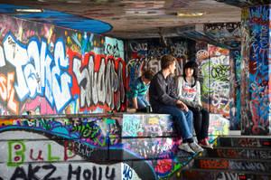 skate park by xthumbtakx