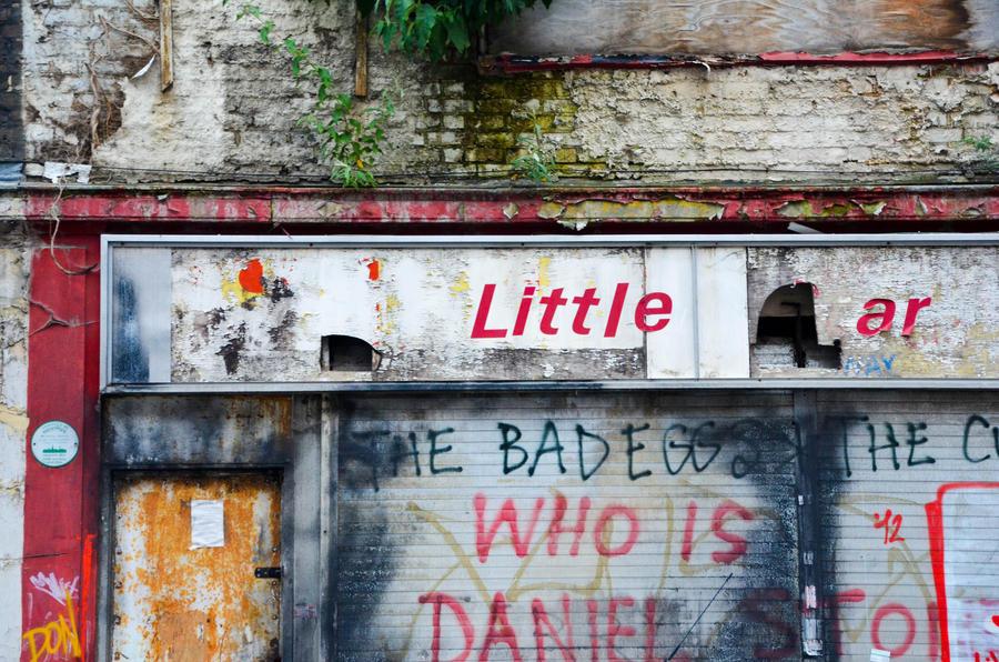 East London by xthumbtakx