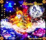 Aquarius Camus Myth Cloth Ex SOG photomanipulation by yoyonasa