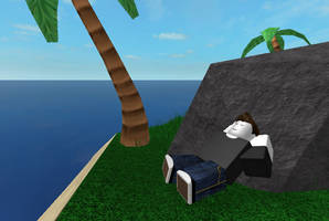 Roblox : Take A Nap For A While by WolfVulcanic
