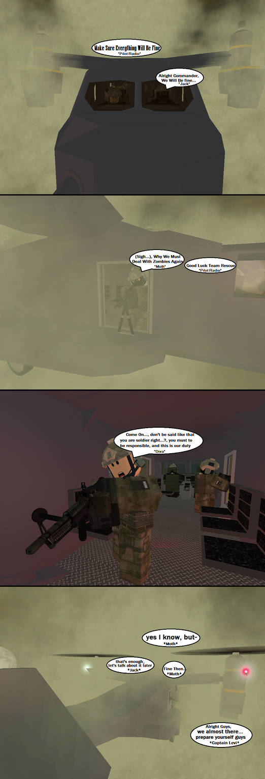 The Special Forces (Mission Rescue)