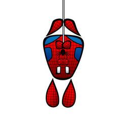 Spider Nyullancs by SquareBugArt