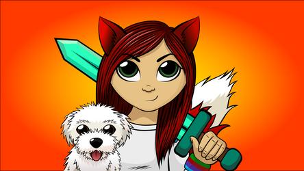 DoggyAndi by SquareBugArt