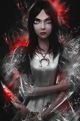 Alice Liddle by Joliiee