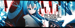 Proxer.Me Facebook Banner: November 2016