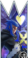 Saix - the Luna Diviner by moogle-O-d00mage