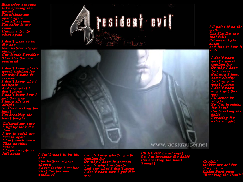 Jack Krauser WP by Relics-Angel