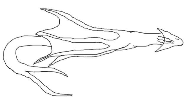 Nebula Dragon by driveltzimisce