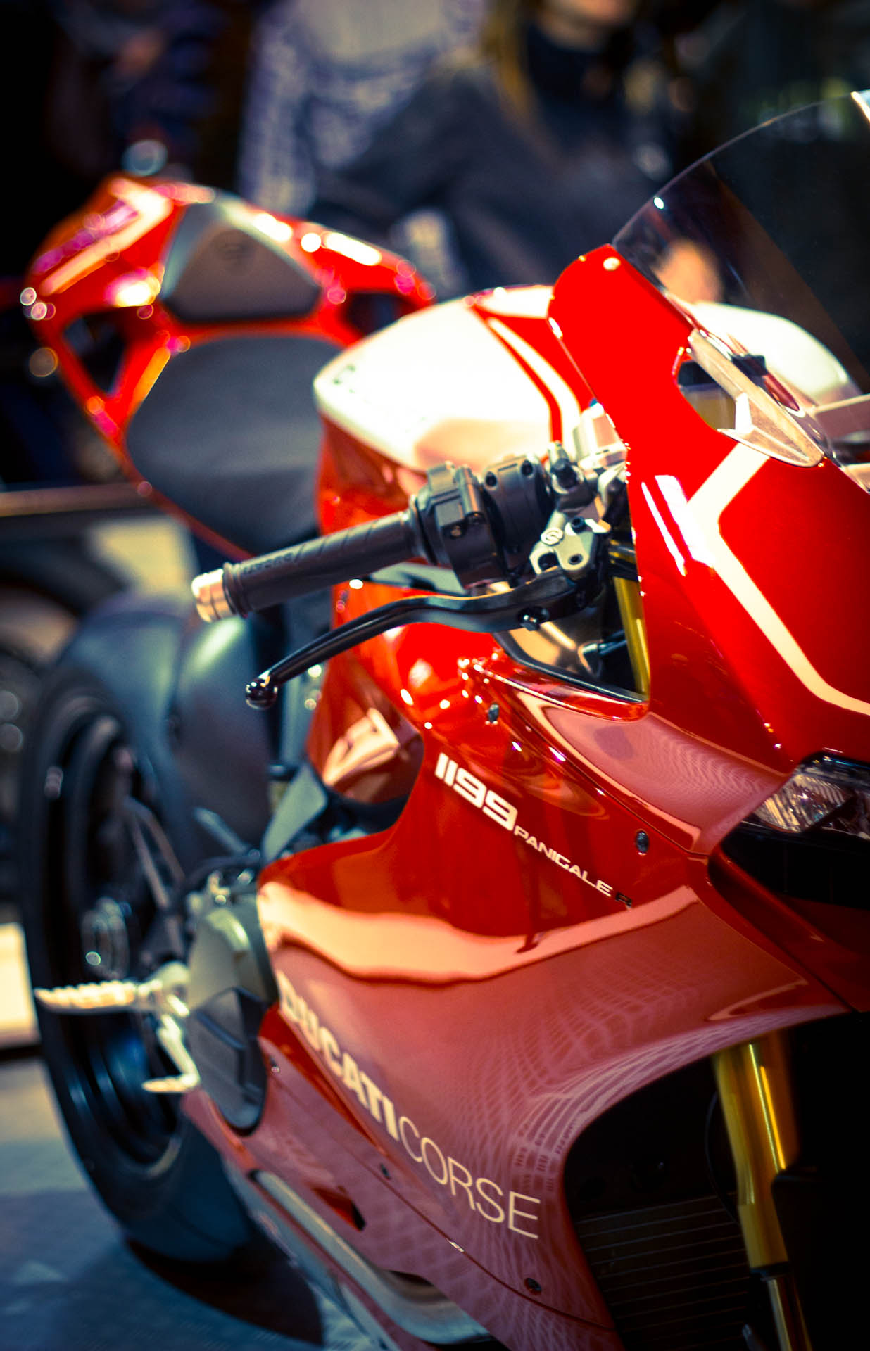 Ducati Panigale 1199 R By Bowley Chris