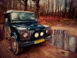 Car Adventure: Land Rover