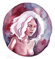 Daenerys Stormborn by threkka